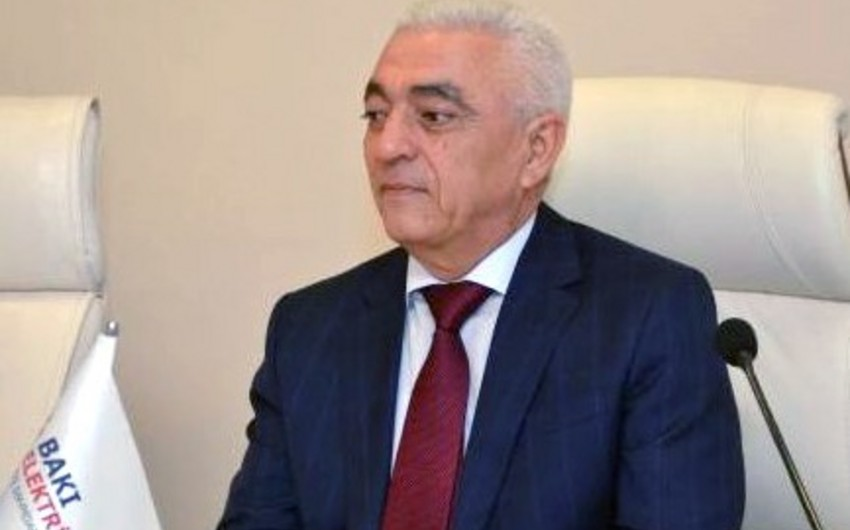"""""""Azərenerji""""yə yeni rəhbər təyin olunub"""