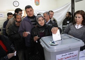 Syria announces date for presidential election