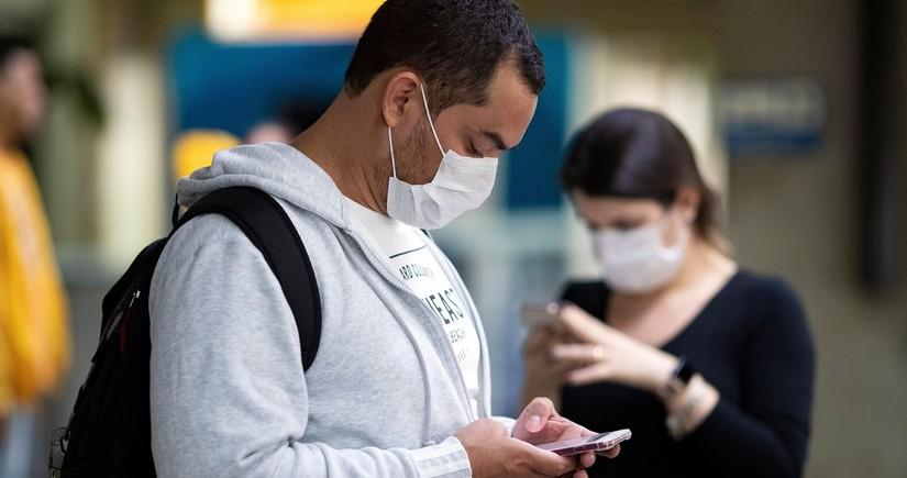 Braziliyada virusla bağlı vəziyyət gərgin olaraq qalır