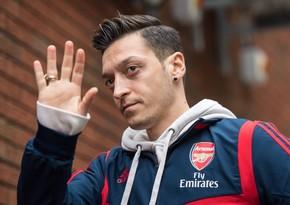 Mesut Özil in talks with DC United