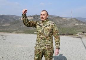 Президент: Азербайджан и Нахчыван будут связаны железной дорогой