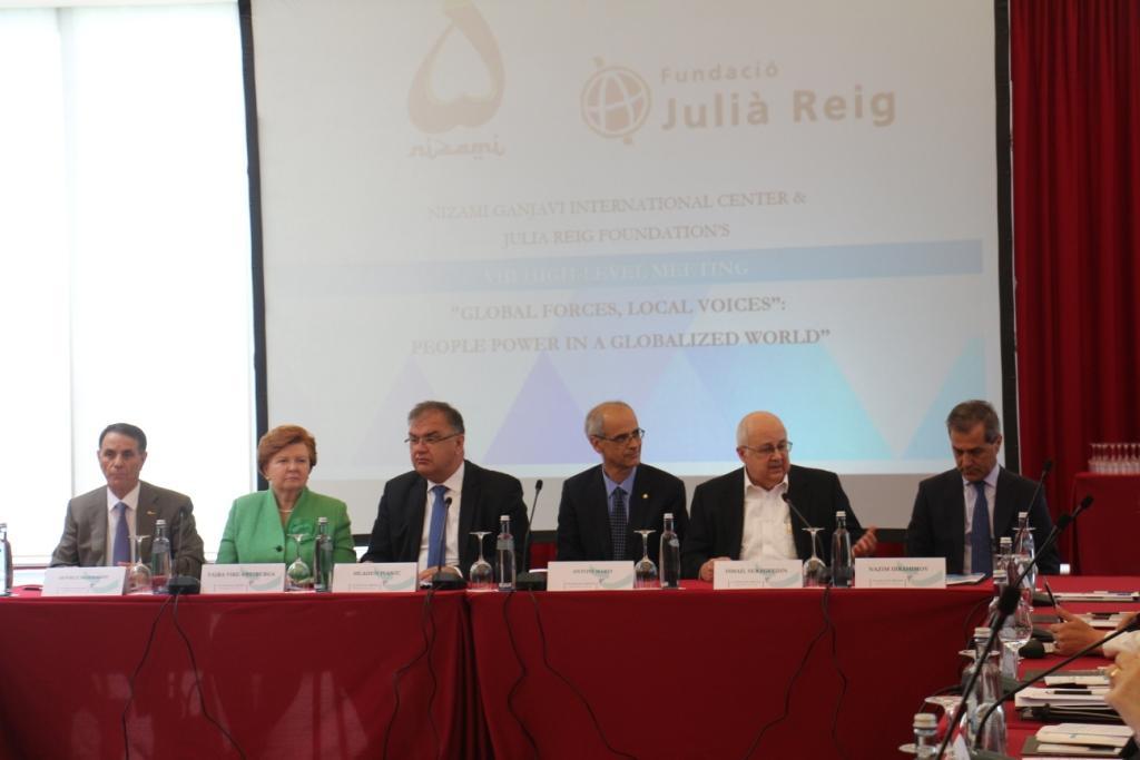 Andorrada Nizami Gəncəvi Beynəlxalq Mərkəzinin VIII Ali Səviyyəli toplantısı keçirilir