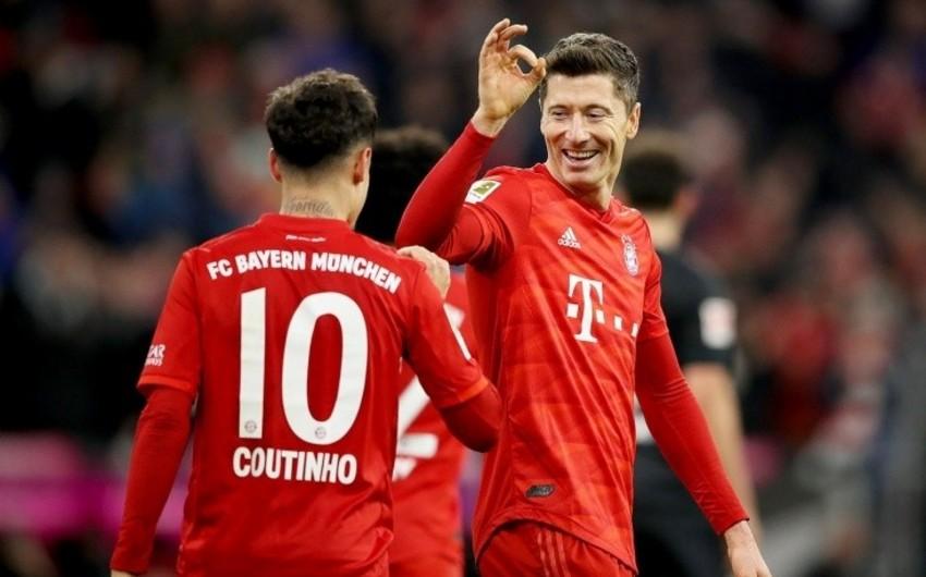 Bavariyanın futbolçuları maaşlarının 20 faizindən imtina etdi