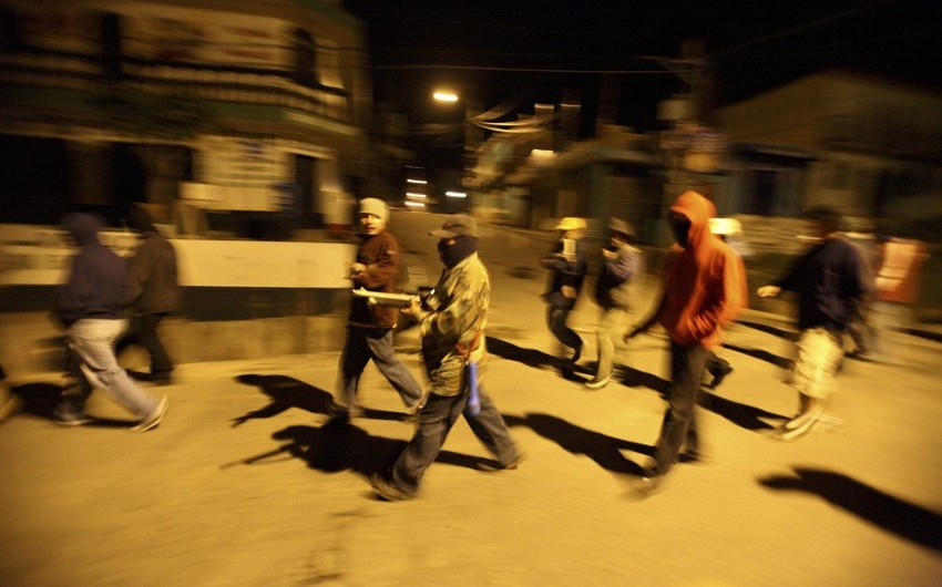 Qvatemalada şəhər meri diri-diri yandırılıb