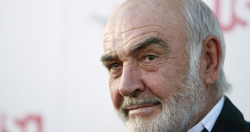 James Bond actor Sean Connery dies aged 90