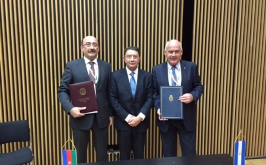 Azərbaycanla Argentina arasında turizm sahəsində əməkdaşlıq sazişi imzalanıb