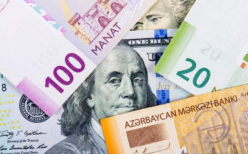 Курсы валют Центрального банка Азербайджана (01.05.2020)