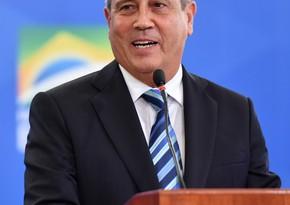 Braziliyanın Prezident Administrasiyasının rəhbəri COVID-19-a yoluxub