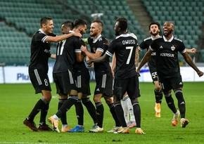 Карабах вступает в борьбу в групповом этапе Лиги Европы