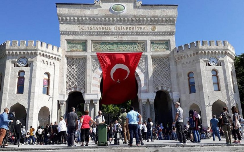 Turkish universities reopen for in-person education