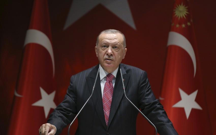 Ərdoğan: Türkiyə öz peyvəndini hazırlamayınca xaricdən vaksinlər alacaq