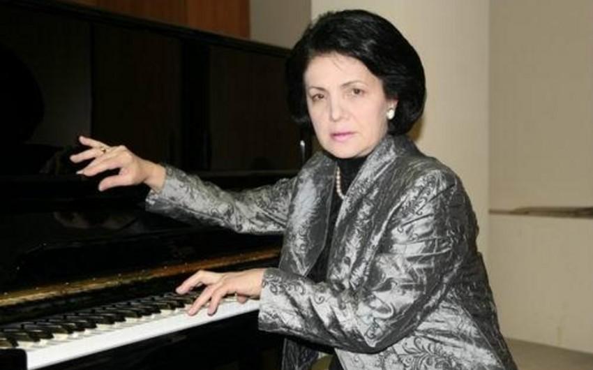 """Firəngiz Əlizadənin """"İntizar"""" operasının tamaşası keçiriləcək"""