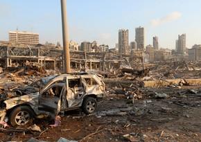 Beyrutdakı partlayışda ölən ermənilərin sayı 10-u ötdü