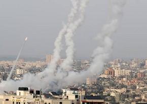 Израиль заявил о пуске более 200 ракет из сектора Газа