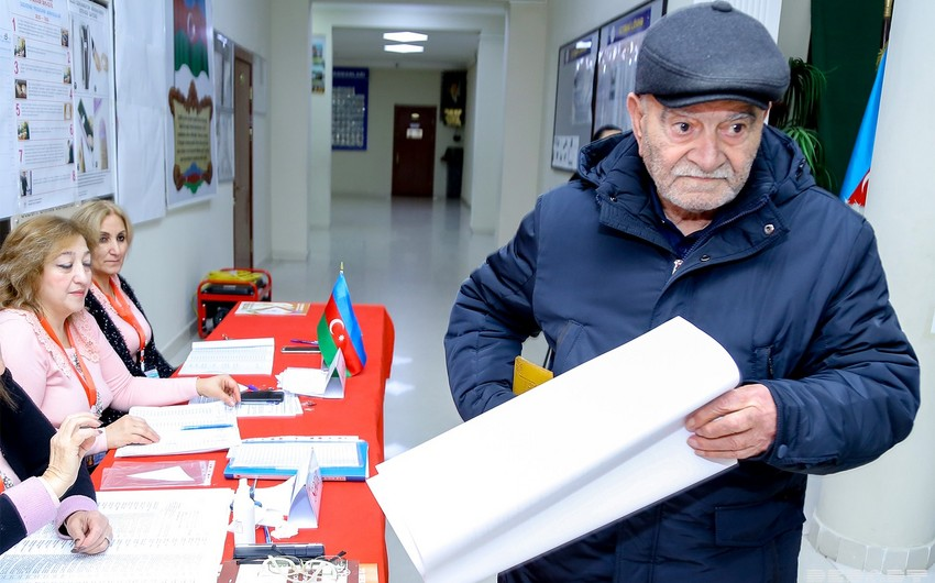 Three hours left to completion of municipal elections... - PHOTOREPORT