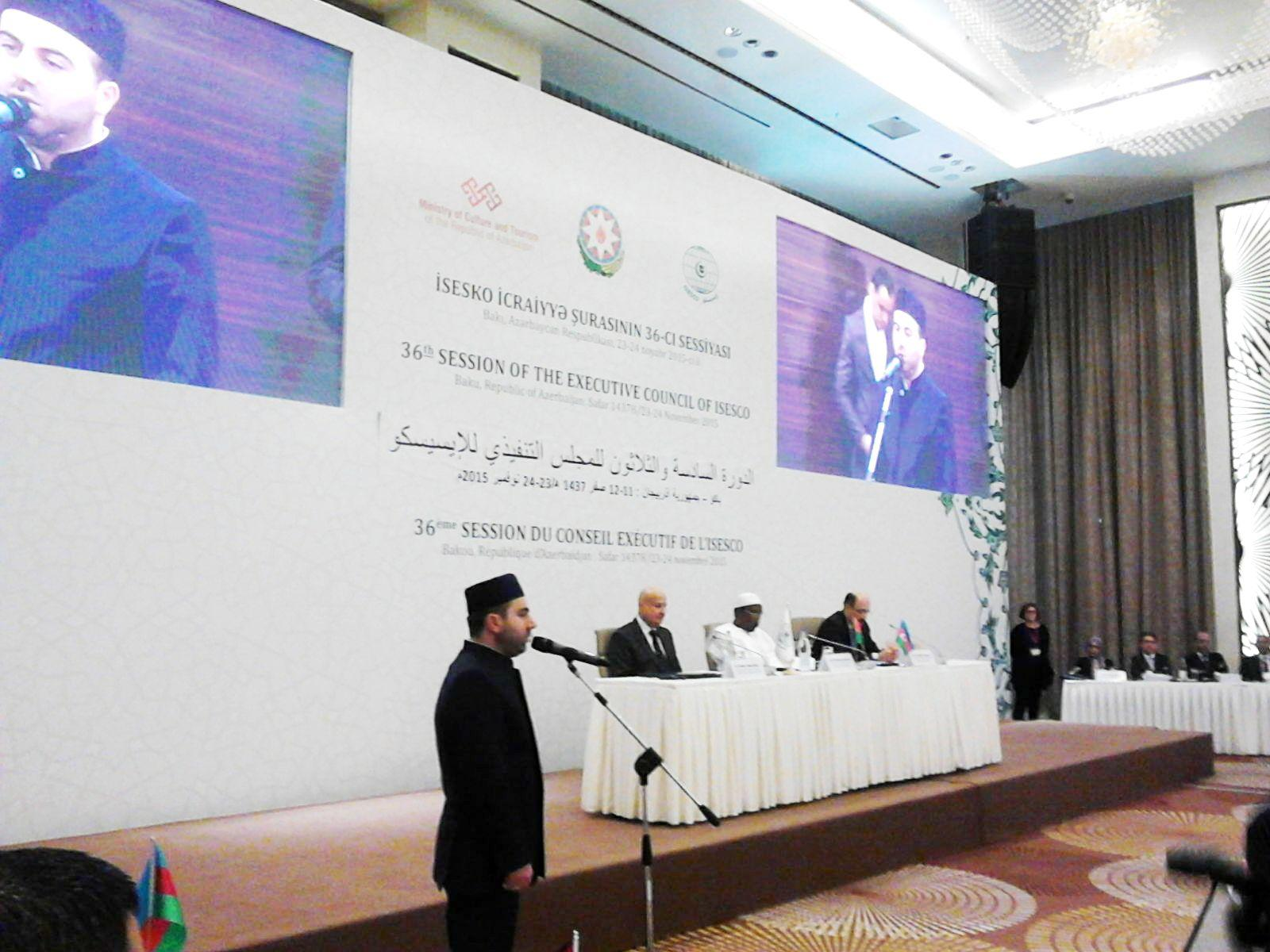 Final statement adopted at 12th session of ISESCO General Conference
