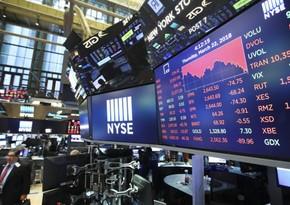 Биржевые индексы в Нью-Йорке понизились