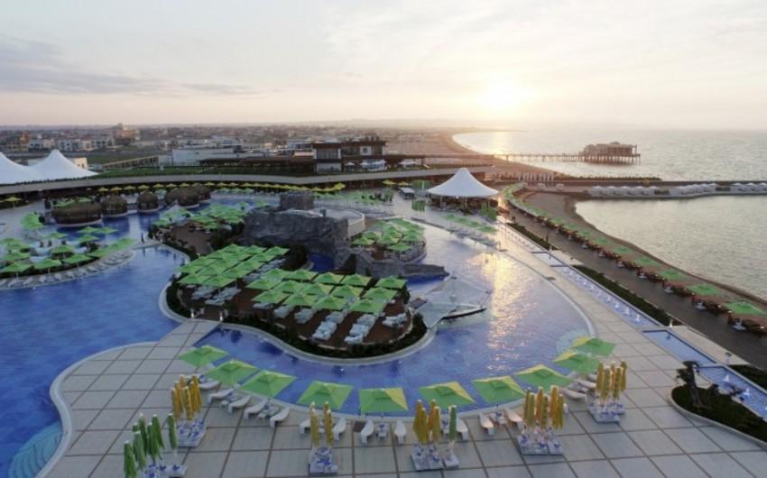 """""""Dalğa Beach-Aqua Park"""" istirahət mərkəzi yeni mövsümə yeniliklərlə başlayır"""