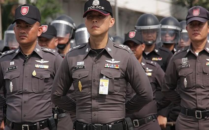 Tailand polisi Banqkokda mümkün partlayışlarla bağlı məlumatlar səbəbiylə xüsusi əməliyyat keçirir