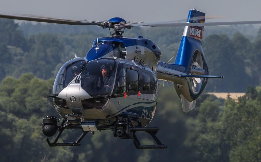 В Германии к поискам сбежавшего убийцы азербайджанца привлечен вертолет