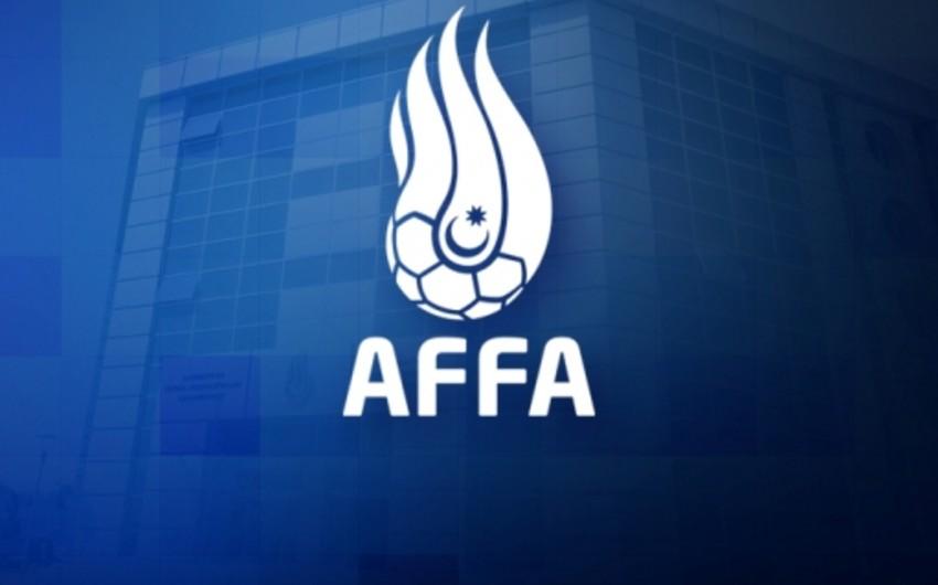 AFFA borcunu ödəməyən klublara transfer qadağası qoyub