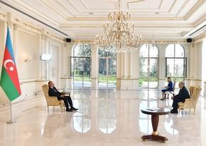 Президент Ильхам Алиев принял верительные грамоты нового посла Бельгии