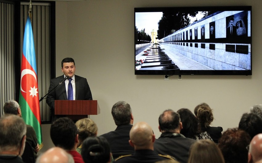 Anniversary of January 20 tragedy remembered in Los Angeles - PHOTO
