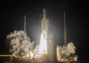 Ракета-носитель Ariane-5 стартовала с космодрома Куру