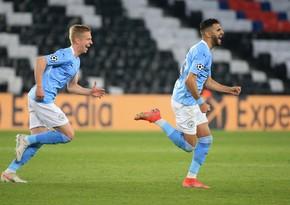 Лига чемпионов: Манчестер Ситиобыграл ПСЖ
