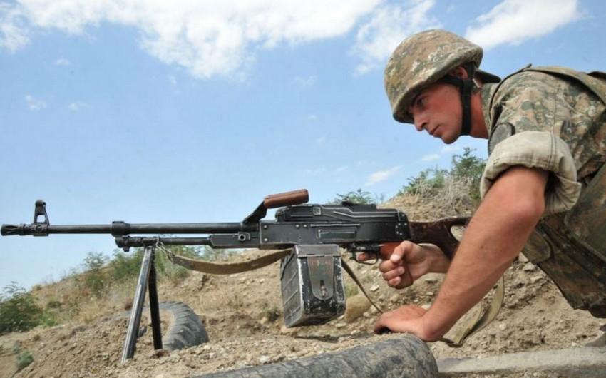 Azərbaycan Ordusu düşmən mövqelərinə 145 atəş zərbəsi endirib