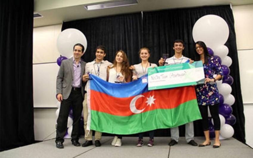 Azerbaijani NoObs' team wins Imagine Cup