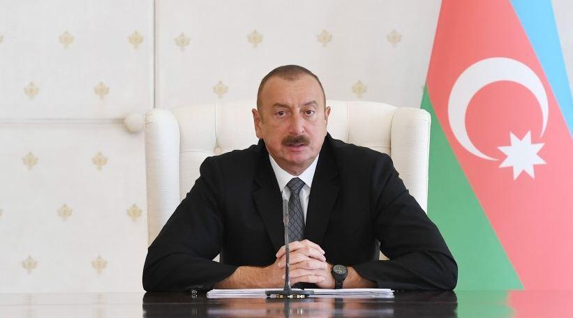 Azərbaycan Prezidenti: Biz Ermənistanı bütün regional layihələrdən təcrid etdik