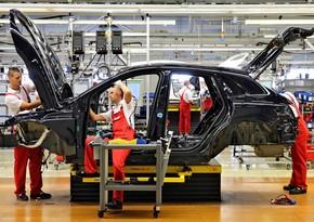 Azerbaijan decreases car, tractor productions