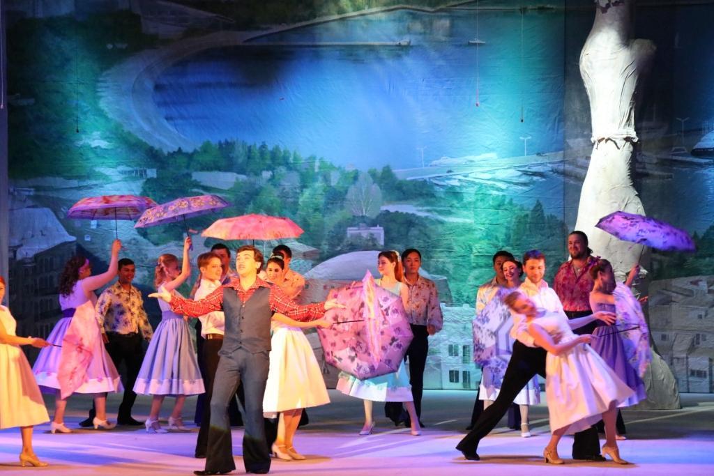 'Prisoner of the Caucasus' operetta by Rauf Hajiyev premiered in Kazakhstan