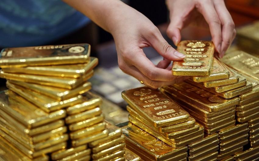 Ötən ay Azərbaycanda 271 kq qızıl istehsal edilib