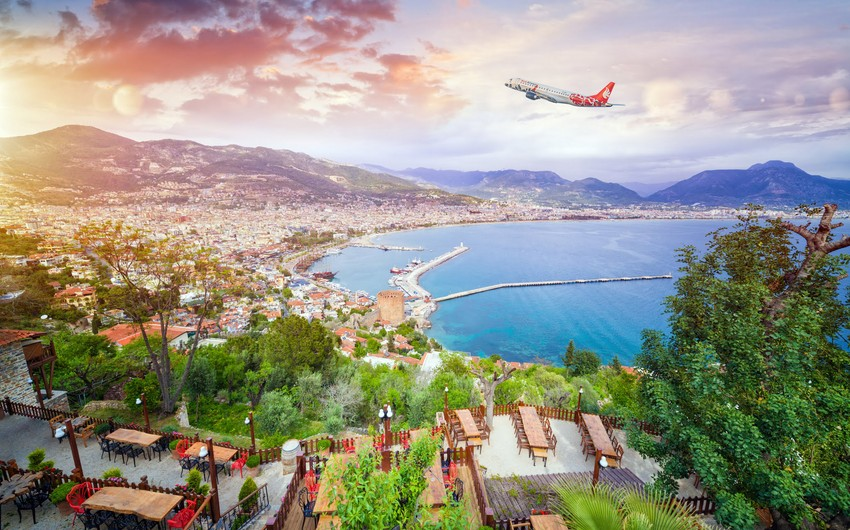 Buta Airways Alanya şəhərinə reysləri bərpa edir