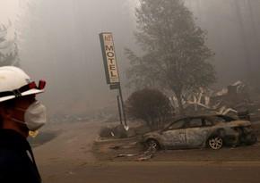 Жертвами пожаров в Орегоне стали 10 человек