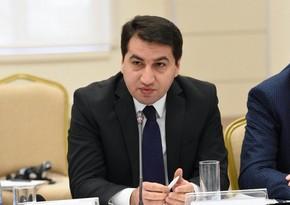 Prezidentin köməkçisi: Ermənistan 30 illik dağıntılardan heçnə əldə etmədi