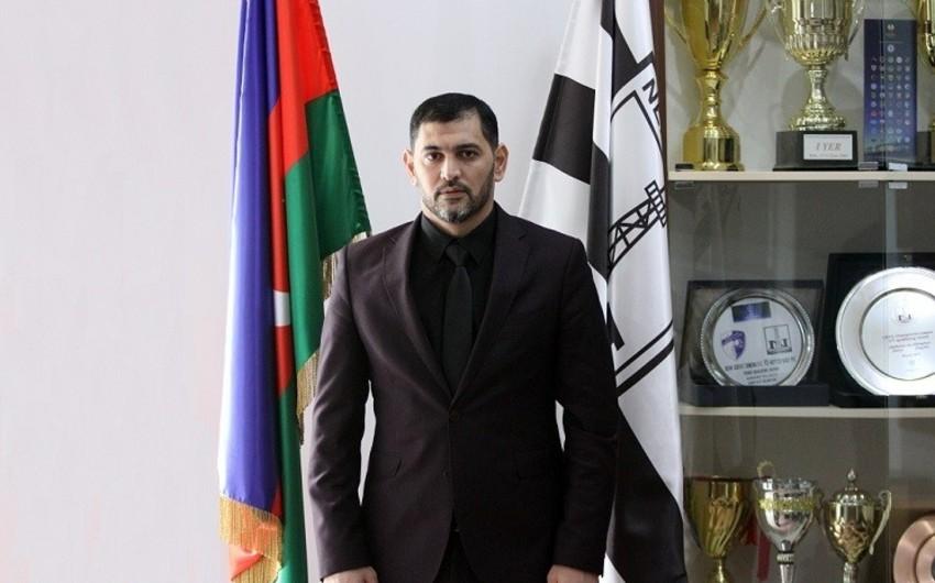 AFFA Neftçinin idman direktorunu 10 oyunluq cəzalandırıb