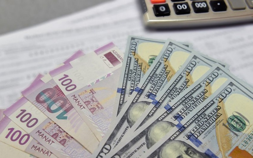 AMB: Bayramdan sonra dolların rəsmi məzənnəsi 1,6390 manat olacaq