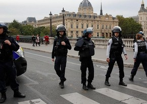 Parisdə polislə aksiyaçılar arasında qarşıdurma olub