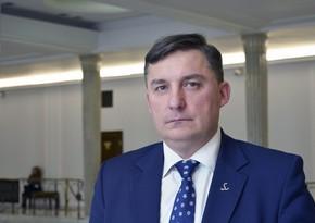 """Polşalı deputat: """"Dağlıq Qarabağdakı mövcud status-kvo təhlükəlidir"""