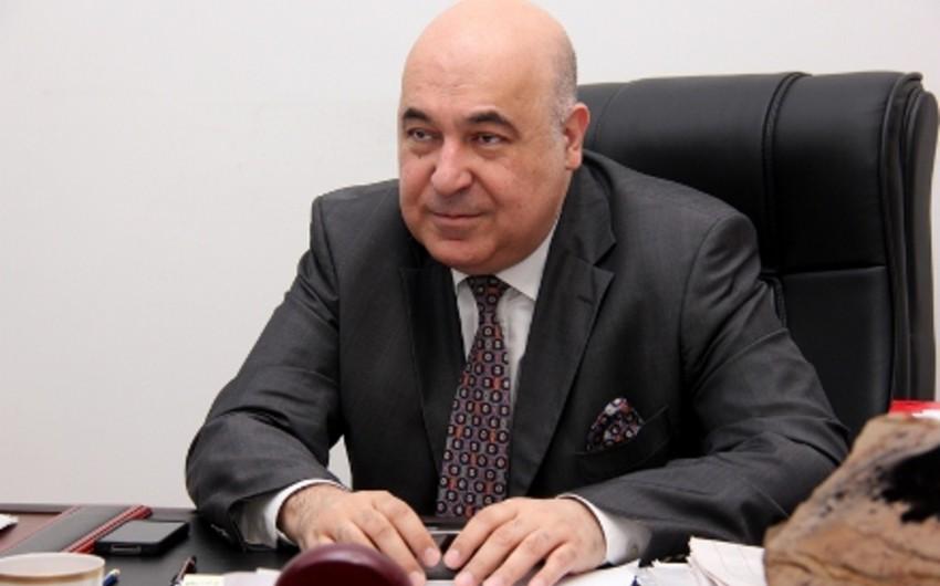 Çingiz Abdullayev: Məqsədimiz komandaya əcnəbi baş məşqçi gətirməkdir
