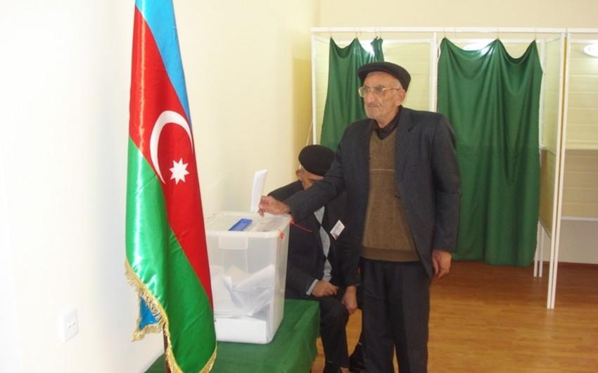 Обнародована статистика избирателей Азербайджана в возрасте 100 лет и старше