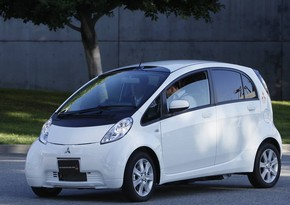 Mitsubishi to halt making world's first electric car