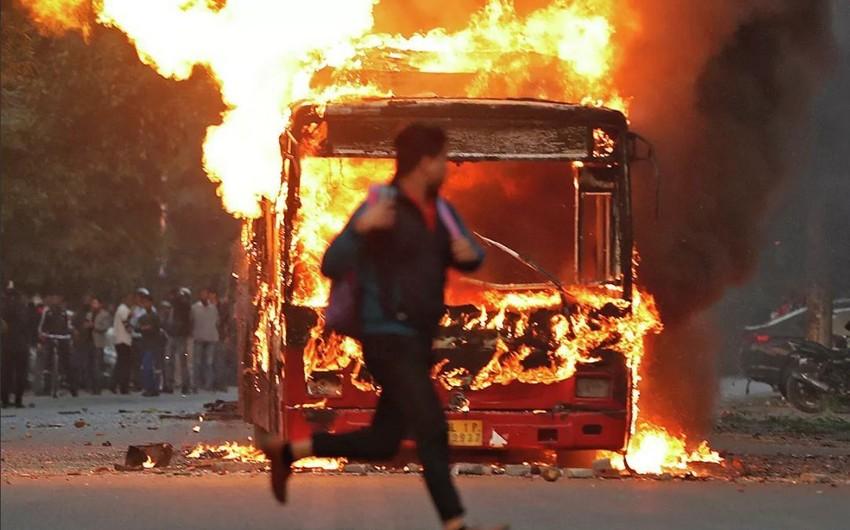 В Индии за сутки в ходе протестов задержали 1200 человек