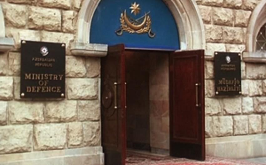 Azərbaycan Müdafiə Nazirliyi: Cəbhənin müxtəlif istiqamətlərində atəşkəs rejimi 74 dəfə pozulub