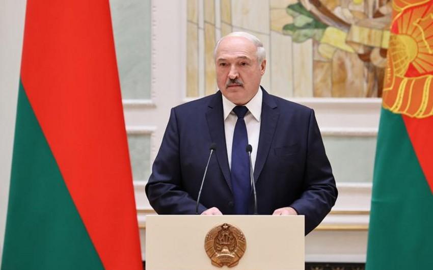 Belarus Prezidenti Rusiyada səfərdədir
