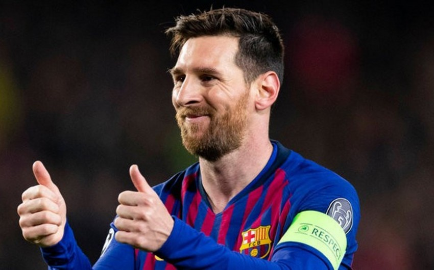 """Messi """"Barselonada 600-cü qolunu vurub"""