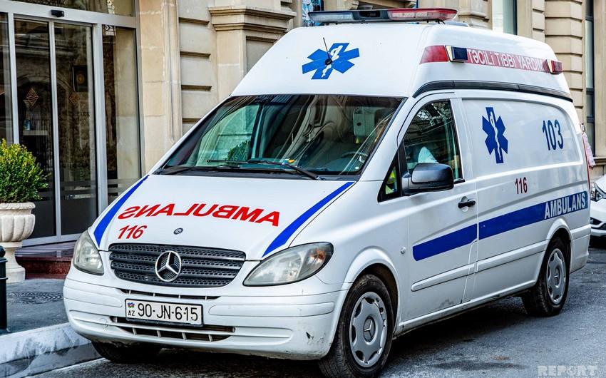 В Мингячевире произошло тяжелое ДТП, 13 чел пострадали